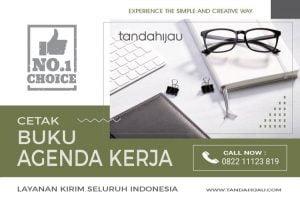Cetak Buku Agenda Kerja di Banjarmasin-02