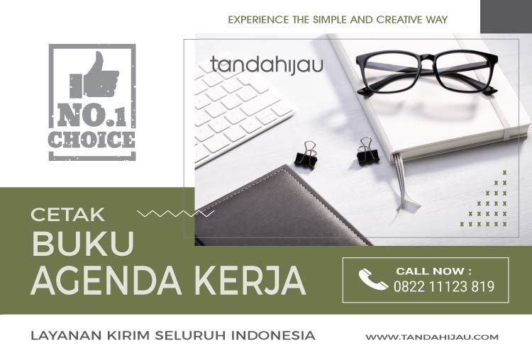Cetak Buku Agenda Kerja di Gorontalo-02