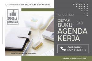 Cetak Buku Agenda Kerja di Surabaya-03