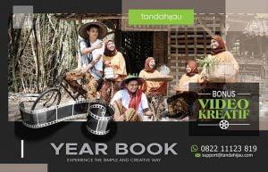 Cetak Buku Tahunan di Mataram-2