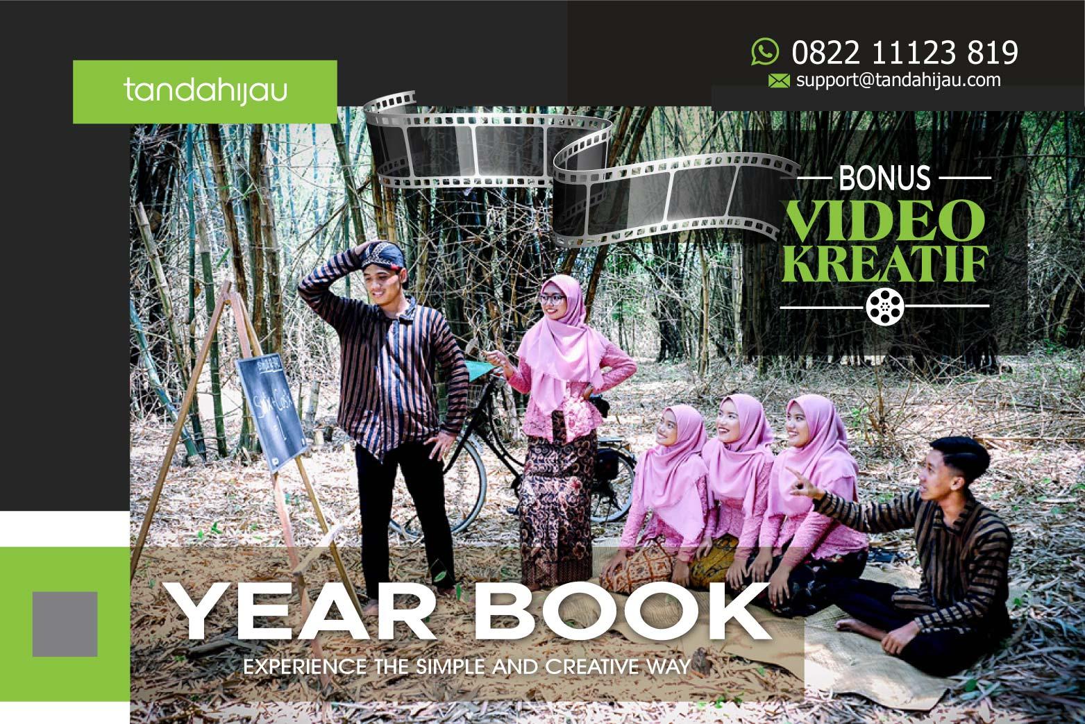 Cetak Buku Tahunan di Sidoarjo-3
