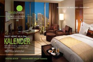Cetak Kalender Hotel di Kupang
