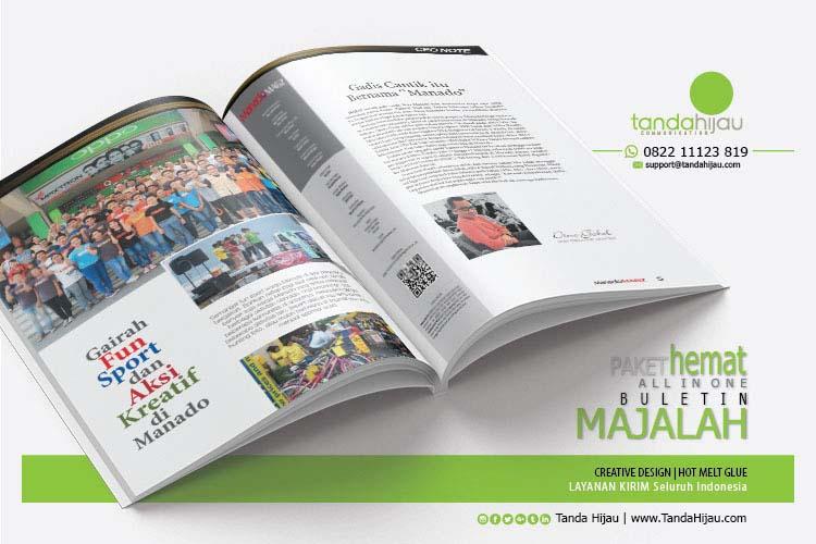 Cetak Majalah Daerah Surabaya