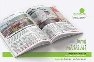 Cetak Majalah Instansi di Surabaya