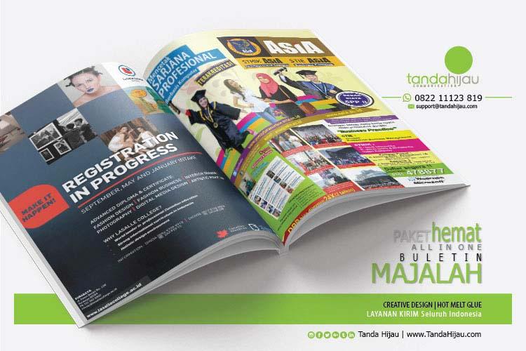 Cetak Majalah Kampus Surabaya