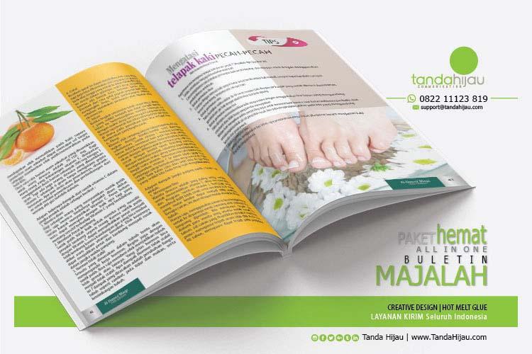 Cetak Majalah Kesehatan Surabaya