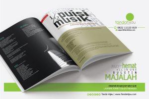 Cetak Majalah Kuliner di Surabaya