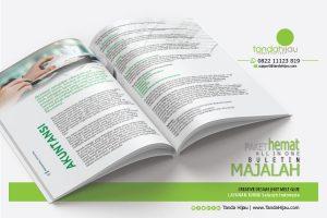 Cetak Majalah Perbankan Surabaya