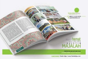 Cetak Majalah Sekolah di Surabaya