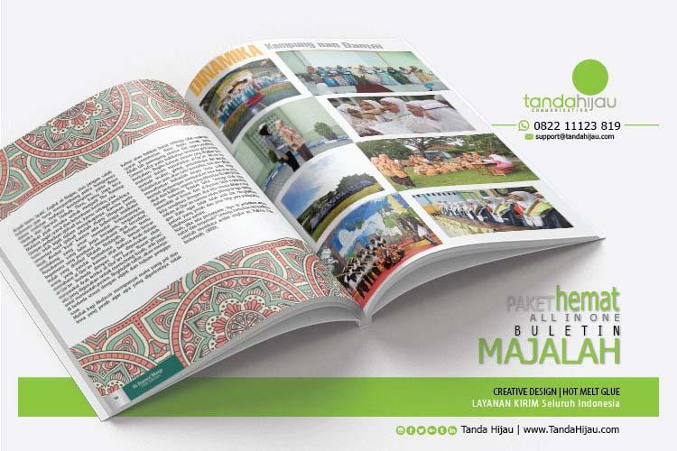 Cetak Majalah Sekolah Surabaya