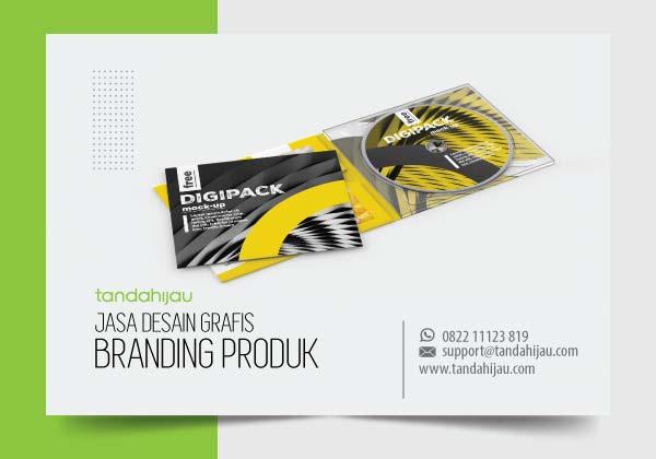 Jasa Desain Grafis Branding Produk di Surabaya