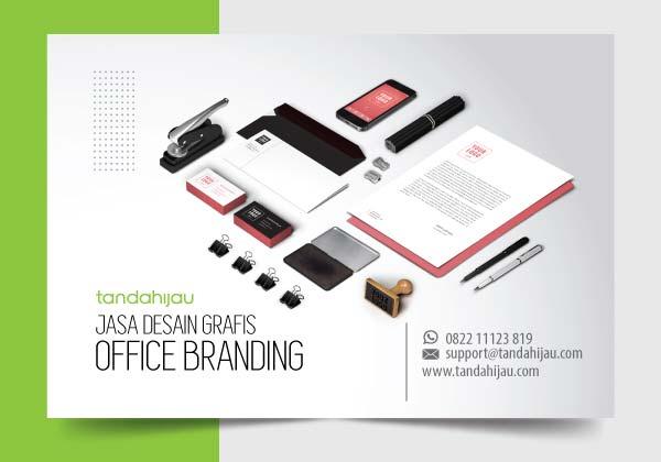 Jasa Desain Grafis Branding di Surabaya