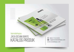 Jasa Desain Grafis Buku Katalog Produk di Surabaya