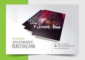 Jasa Desain Grafis Buku di Surabaya