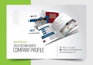 Jasa Desain Grafis Company Profile di Surabaya