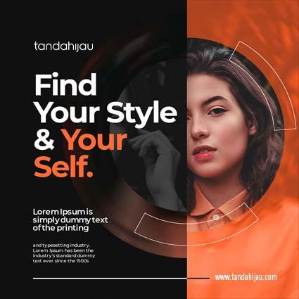 Jasa Desain Instagram Kecantikan di Surabaya