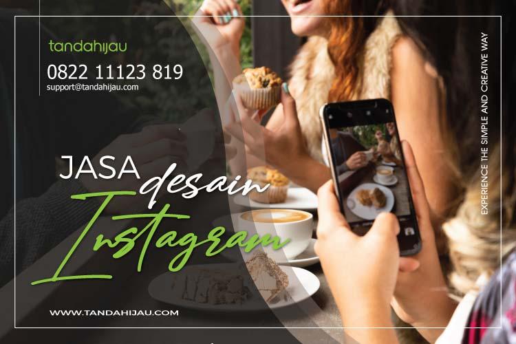 Jasa Desain Instagram di Surabaya-01