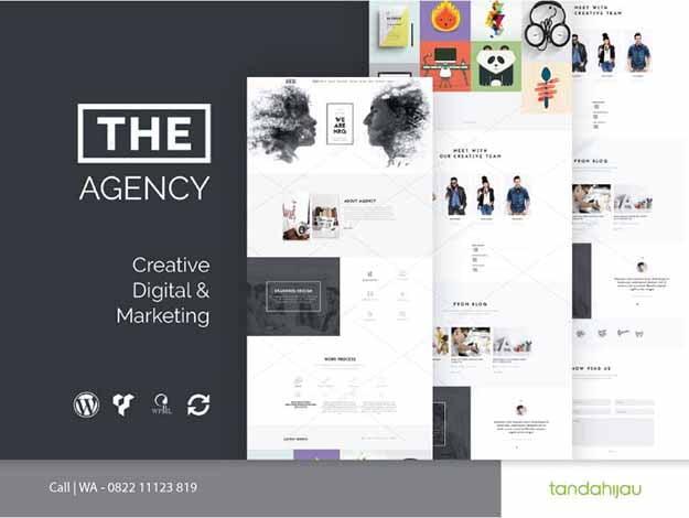 Pembuatan Website Agency Surabaya