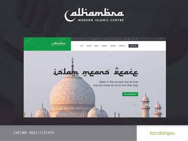 Pembuatan Website Islam Pondok Pesantren Surabaya
