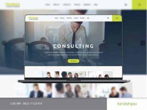Pembuatan Website Konsultan Surabaya