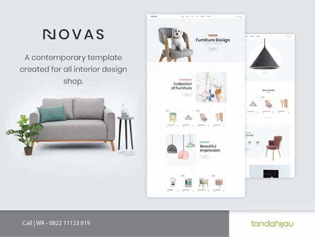 Pembuatan Website Produk Product Surabaya
