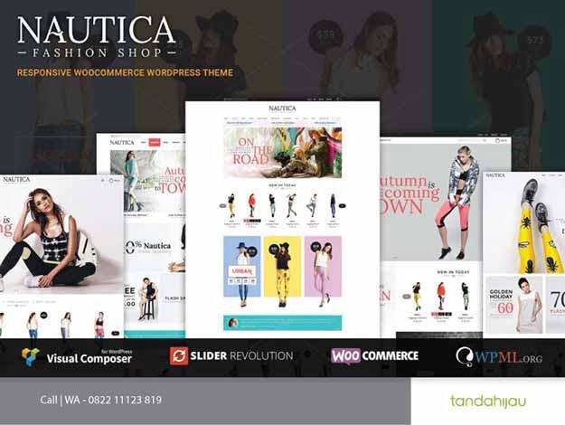Pembuatan Website Toko Online Store Surabaya
