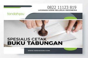 Spesialis Cetak Buku Tabungan di Kupang-02