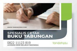 Spesialis Cetak Buku Tabungan di Kupang-03
