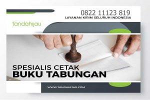 Spesialis Cetak Buku Tabungan di Manado-02