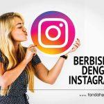 Berbisnis Dengan Menggunakan Instagram