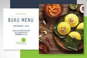 Cetak Buku Menu Restoran Samarinda-02