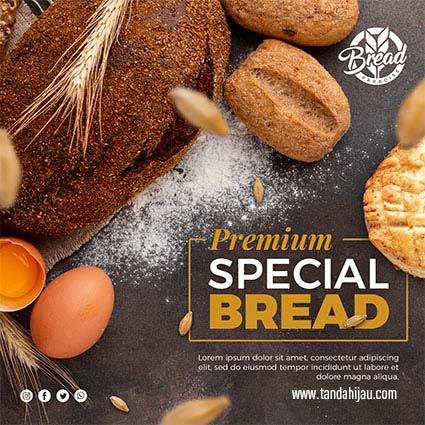 Jasa Desain Instagram Bakery Semarang