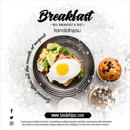 Jasa Desain Instagram Cafe Restaurant Makassar