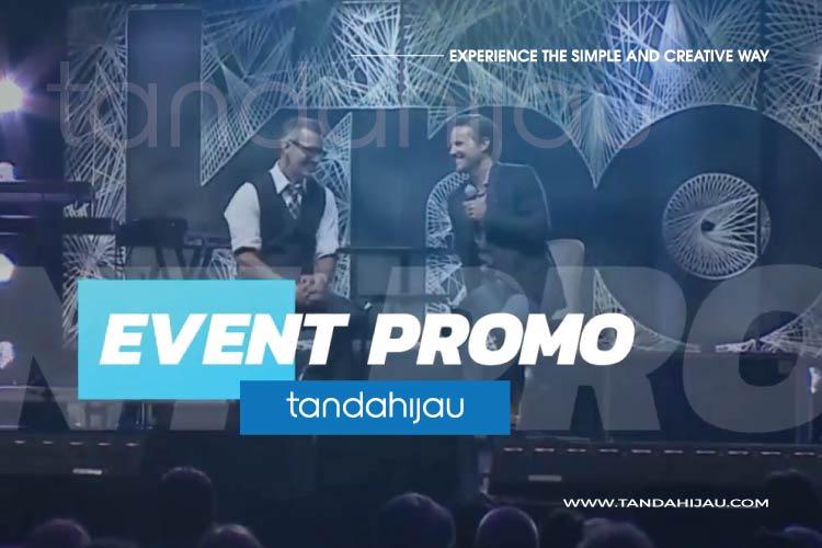 Video Promosi Event Promo di Bandung