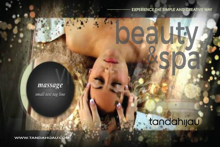 Video Promosi Kecantikan Spa di Bandung