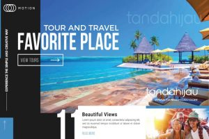Video Promosi Tour and Travel di Bandung