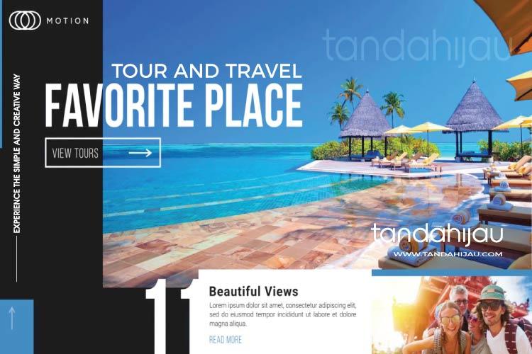 Video Promosi Tour and Travel di Bandung