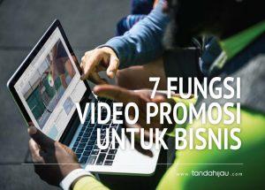 Fungsi Video Promosi