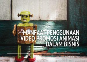 Video Promosi Animasi